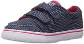 Sperry Hallie Hook and Loop Sneaker (Toddler/Little Kid)