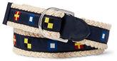 Polo Ralph Lauren Nautical Braided Rope Belt