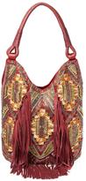 Antik Batik Inko Cabas Embroidered Tote
