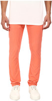Marc Jacobs Slim Fit Denim in Flamingo