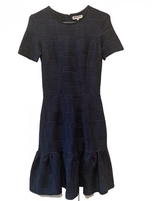 Opening Ceremony Navy Synthetic Dresses