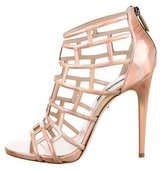 Ruthie Davis Louise Caged Sandals w/ Tags