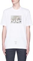 Oamc 'Still Life' skull print T-shirt