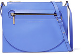 Victoria Beckham Moon Light Leather Shoulder Bag - Blue
