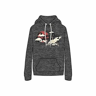 Superdry Women's Vl Rising Sun Hood Br Sweatshirt
