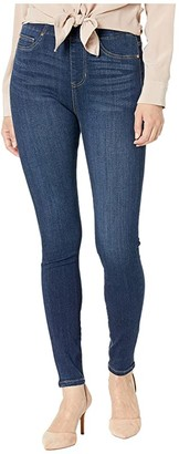 Liverpool Chloe High-Rise Pull-On Ankle Skinny in Silky Soft Denim in Raleigh (Raleigh) Women's Jeans