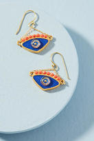 Katerina Psoma Evil Eye Earrings