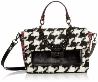 Betsey Johnson Women's Hounds Town Top Handle Bag
