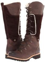 Timberland Earthkeepers Alpine Tall (Dark Brown) - Footwear