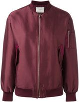 Just Female Theory bomber jacket - women - Cotton/Polyester - M