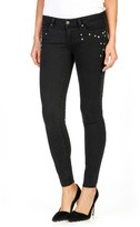 Paige Women's Verdugo Embellished Ankle Ultra Skinny Jeans