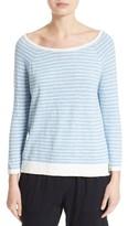 Soft Joie Women's Suzu Stripe Cotton Sweater
