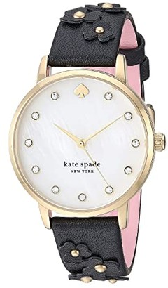 Kate Spade Metro - KSW1514 (Black) Watches