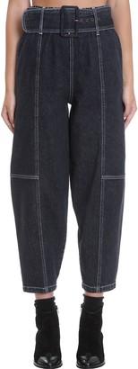 See by Chloe Jeans In Grey Denim