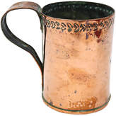 One Kings Lane Vintage Antique English Copper Moscow Mule Mug