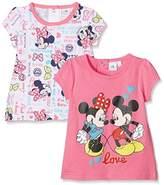 Disney Baby Girl's 17-1937 TC Clothing Set