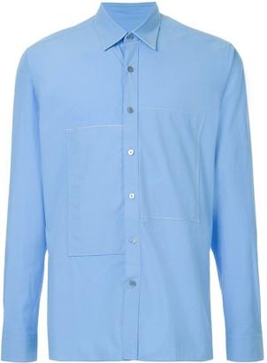 Lanvin Classic Button Shirt