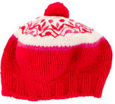 Kate Spade Wool Embroidered Beanie