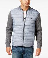 Tommy Hilfiger Men's Wilbur Quilted Polar Fleece Jacket