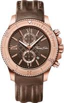 Thomas Sabo Rebel at Heart brown chronograph watch