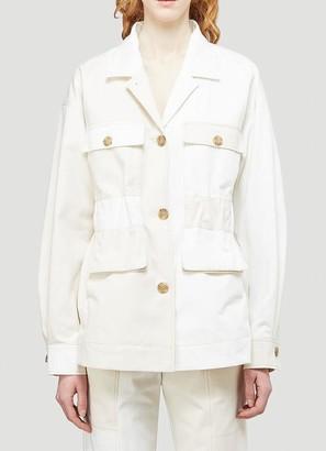 REJINA PYO Keiko Faux Leather Jacket