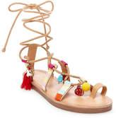 Madden-Girl Women's Luvv Gladiator Sandal