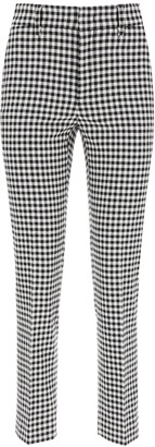 RED Valentino Gingham Trousers