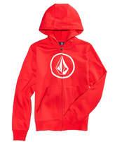 Volcom Full-Zip Hooded Sweatshirt, Toddler Boys (2T-5T)