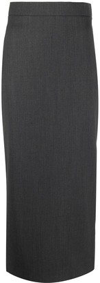 In The Mood For Love Long Pencil Skirt