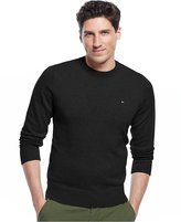 Tommy Hilfiger Signature Solid Crew-Neck Sweater