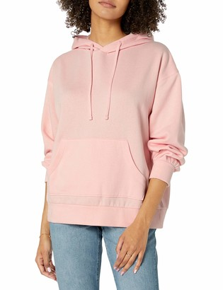 The Drop Women's Tatyana Long-Sleeve Pullover Hoodie Fleece Sweatshirt