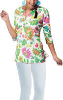 Gretchen Scott Wonderland Brights Tunic