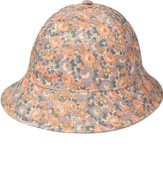 Gucci Liberty floral print bucket hat