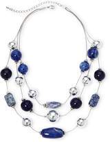 JCPenney MIXIT Mixit Womens Illusion Necklace