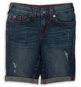 True Religion Toddler's, Little Boy's & Boy's Geno Shorts