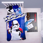 Star Wars The Last Jedi Print Reversible Duvet Cover and Pillowcase Set, Single