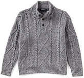 Brooks Brothers Little/Big Boys 4-20 Cable Knit Sweater