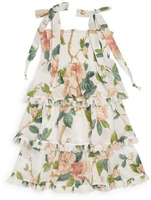 Zimmermann Kirra Floral Dress