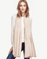 Ann Taylor Blanket Scarf