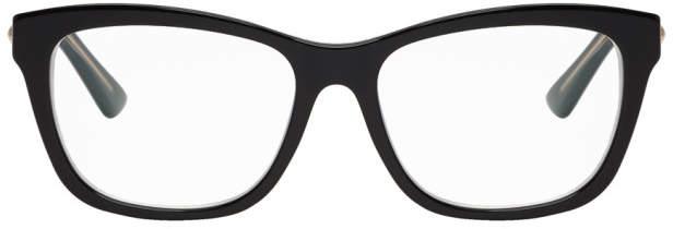 Christian Dior Black Montaigne 19 Glasses