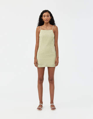 Paloma Wool Serena Dress in Medium Green