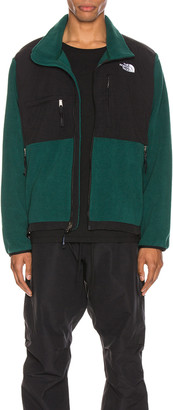 The North Face 95 Retro Denali Jacket in Night Green | FWRD