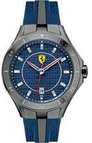 Ferrari 0830081 45mm Stainless Steel Case Rubber Mineral Men's Watch