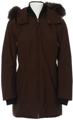 Prada Brown Coat for Women