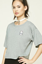 Forever 21 FOREVER 21+ Feelings Graphic Tee