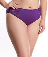 Elomi Cate Embroidered Brief Panty