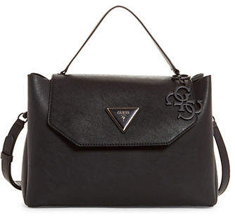 GUESS Jade Top Handle Handbag