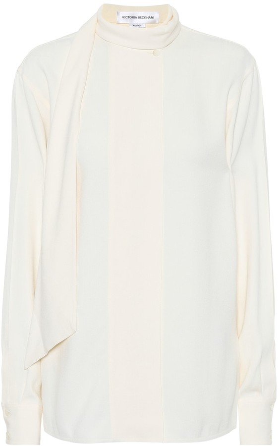 Victoria Beckham Sable blouse