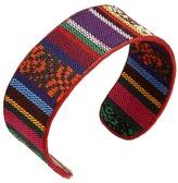 The Sak Fabric Flex Cuff Bracelet