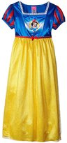 Disney Beauty And The Beast Movie Girls Nightgown, Kids Size L(/12)